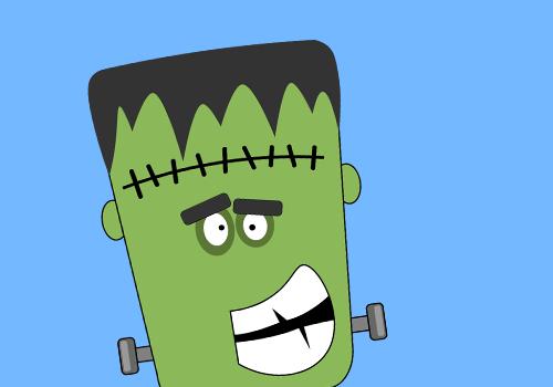 Frankenstein Shotje