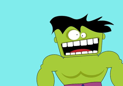 De Hulk Shotje