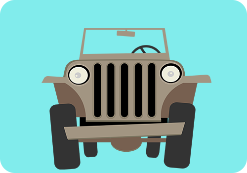 Jeep Safari Shotje