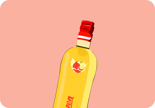 Apfelkorn shotje
