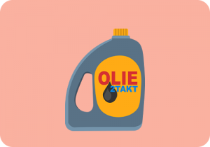 Brommer Olie Shotje