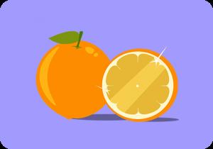 gouden sinaasappeltje shotje
